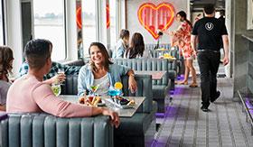 U by Uniworld River Cruises U Lounge