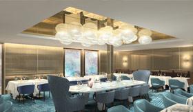 Cyprus Restaurant aboard Celebrity Cruises
