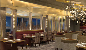 Fine Cut Steakhouse aboard Celebrity Cruises