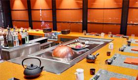 Kaito Sushi aboard MSC Cruises