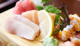 Kai Sushi for Princess Cruises