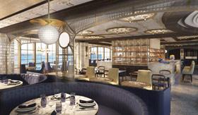 La Mer for Princess Cruises