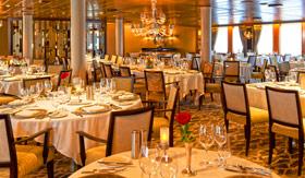 Windstar Cruises Amphora Restaurant