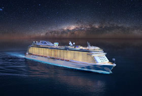 Enchanted Princess - Courtesy of Princess Cruises