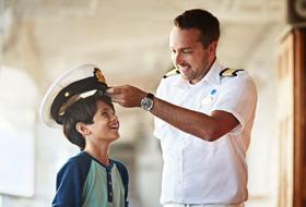 Smiling Kid - Courtesy of Princess Cruises