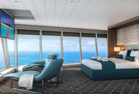 Ultimate Panoramic Suite - Courtesy of Royal Caribbean
