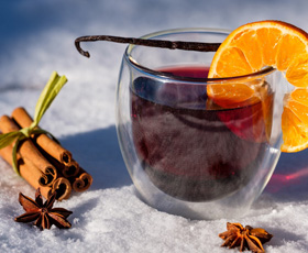 Spiced Wine for the Holidays