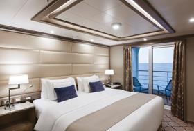 Refurbished Silver Shadow - Courtesy of Silversea Cruises