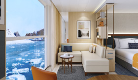 Junior Suite with a Nordic Balcony