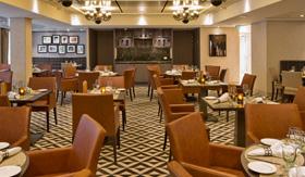 Manfredi's restaurant on Viking Octantis