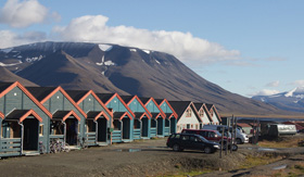 Tiny homes in Longyearbyen