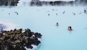 Hot Springs in Reykjavik