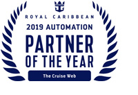 Royal Caribbean 2019 Automation Partner of the Year: The Cruise Web
