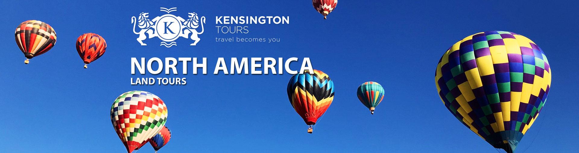 Kensington Tours - North America Land Tours