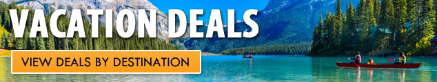 Cruise and Land Tour Deals from The Cruise Web