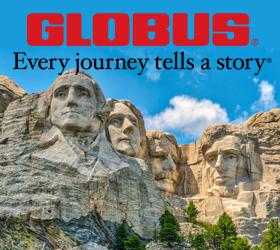 Globus Land Tours - Courtesy of Globus