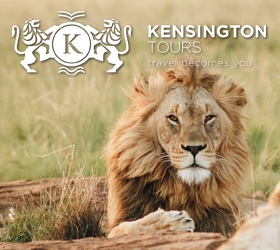 Kensington Land Tours - Courtesy of Kensington