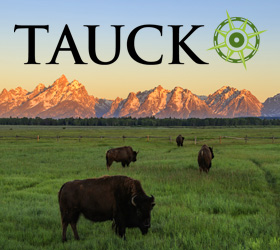 Tauck Land Tours - Courtesy of Tauck