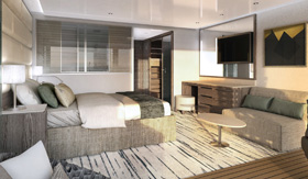 Silver Origin's Luxury Suites