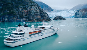 Windstar Cruises Alaska Signature Expedition