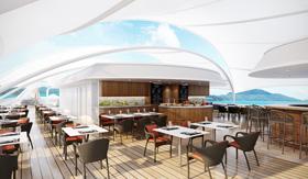 Windstar Cruises Star Grill