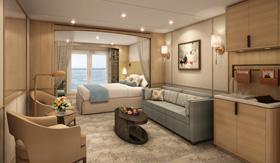 Windstar Cruises Power Yacht Balcony Suite