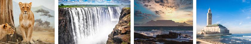 Preview of Kensington Tour Africa Destinations