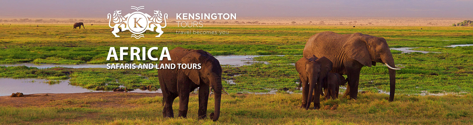 Kensington Tours - Africa Safaris and Land Tours