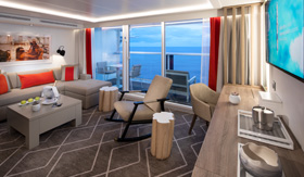 Celebrity Cruises Celebrity Suite