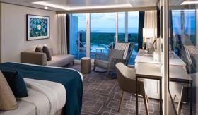 Celebrity Cruises Sky Suite