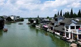 Zhujiajiao, the floating city