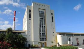 Entrance to Casa Bacardi