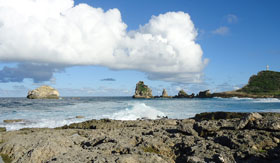 Iconic hiking spot in Pointe a Pitre