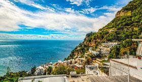 Scenic Amalfi Coast