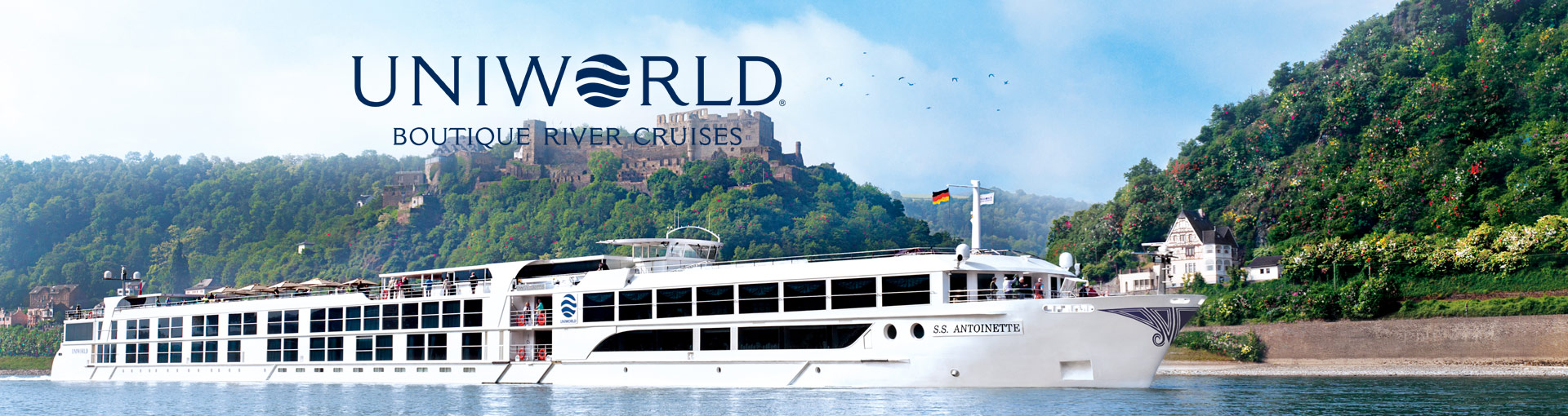 Already Booked with Uniworld Boutique River Cruises