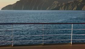 Sun deck aboard ms Paul Gauguin