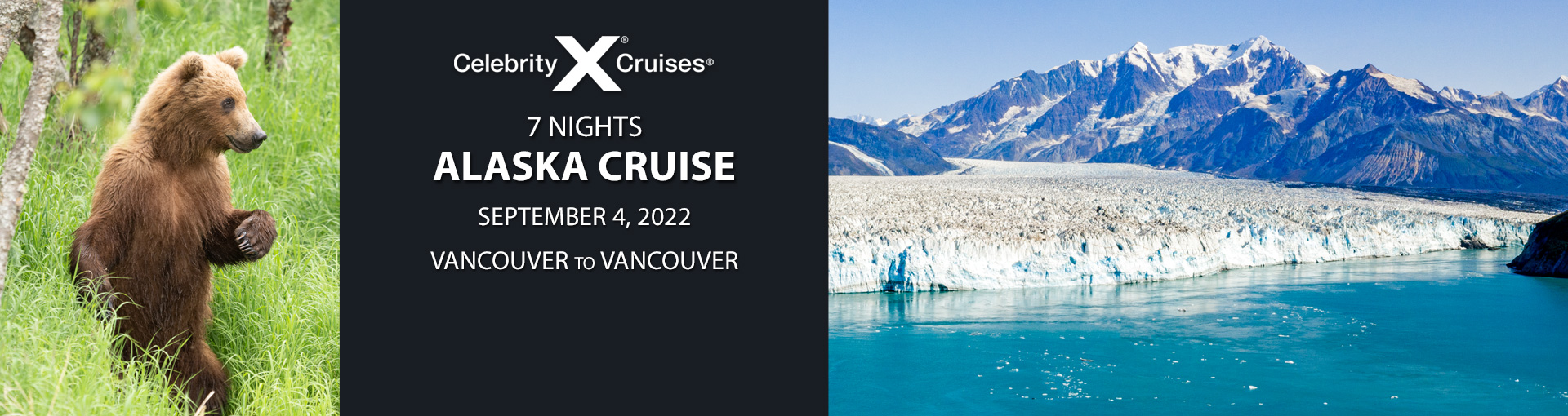 Exclusive Travelzoo offer for Celebrity Cruises' Alaska with Hubbard Glacier Itinerary