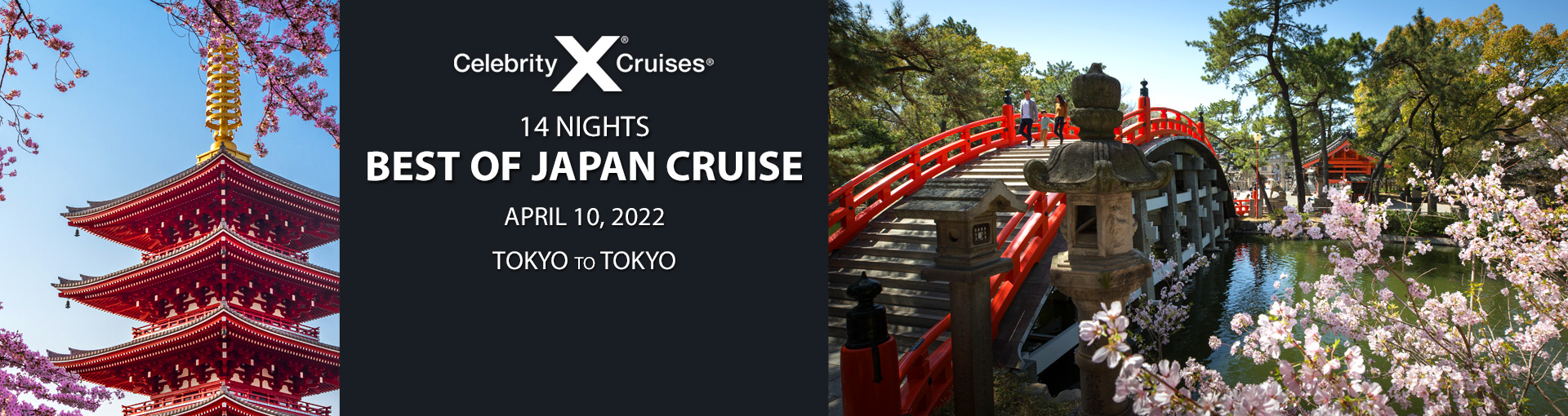 Exclusive Travelzoo offer for Celebrity Cruises' Best of Japan Itinerary