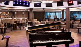 Rendezvous Lounge aboard Celebrity Millennium
