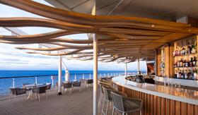 Sunset Bar aboard Celebrity Millennium