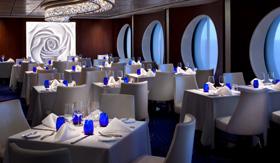 Blu aboard Celebrity Millennium
