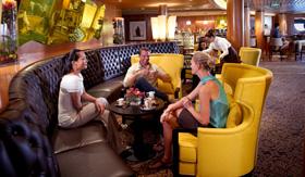 Cafe al Bacio and Gelateria aboard Celebrity Millennium