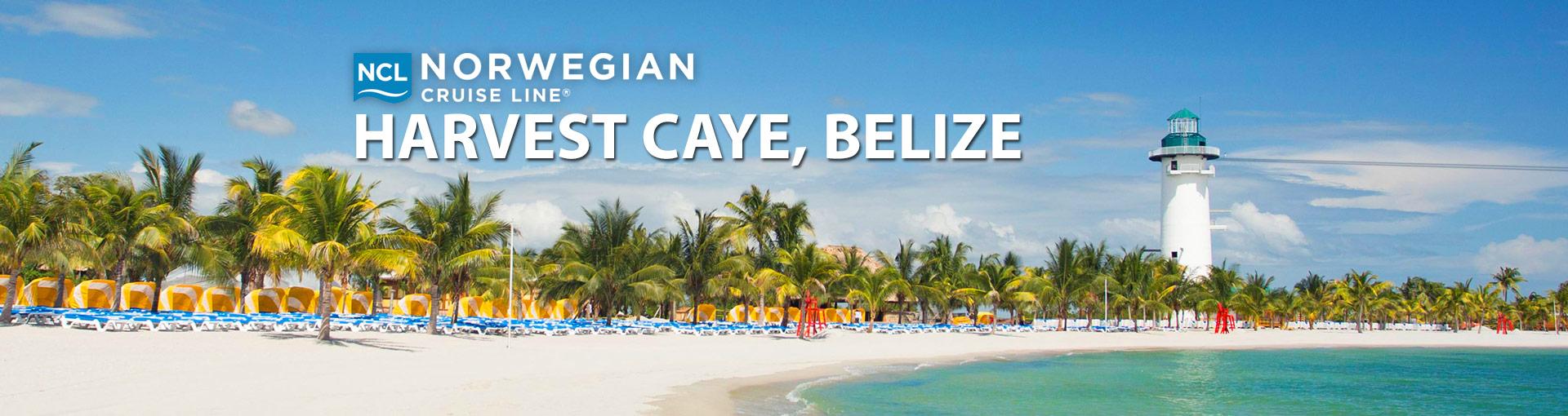 Norwegian Cruise Line's Harvest Caye