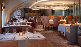 Cosmopolitan Restaurant aboard Celebrity Beyond