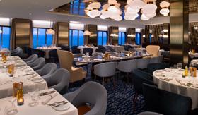 Cyprus Restaurant aboard Celebrity Beyond