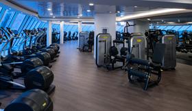 Fitness Center aboard Celebrity Beyond