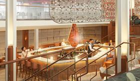 Martini Bar aboard Celebrity Beyond