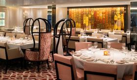 Normandie Restaurant aboard Celebrity Beyond