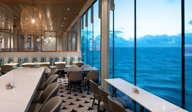 Oceanview Cafe aboard Celebrity Beyond