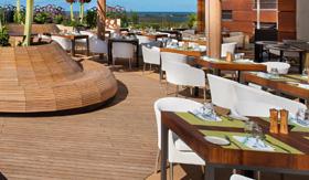 Rooftop Garden Grill aboard Celebrity Beyond
